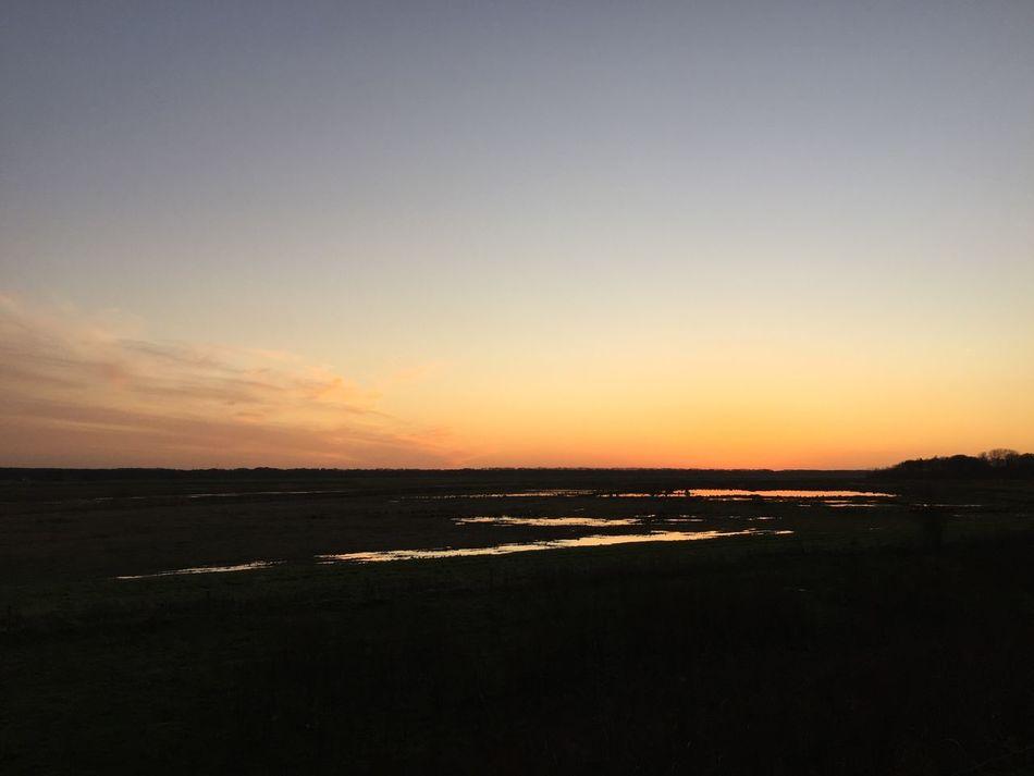 First Eyeem Photo Sunset Degement Vught Shertogenbosch First Eyeem Photo Nofilter