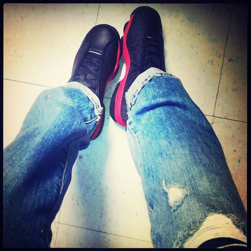 Bred 13's :)