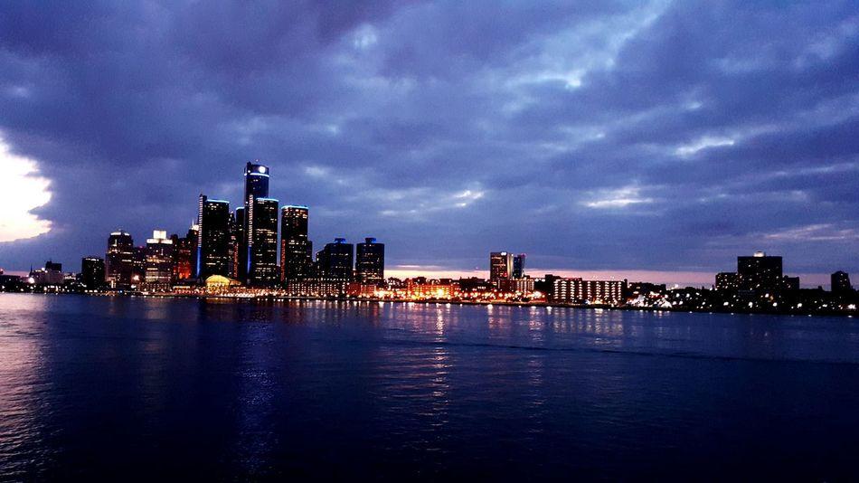 Beautiful stock photos of detroit, Architecture, Blue, Building Exterior, Built Structure