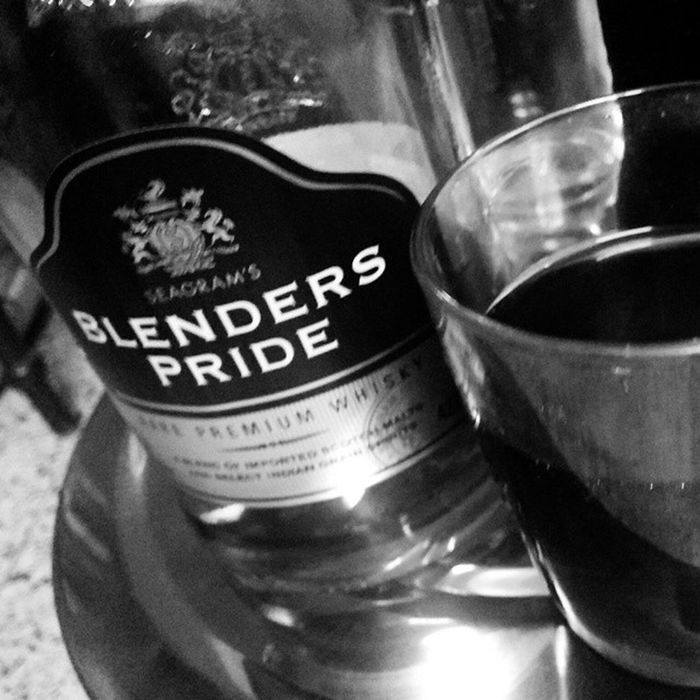Blenderspride Whisky Last Peg of night vscocam vscofeature nexus5