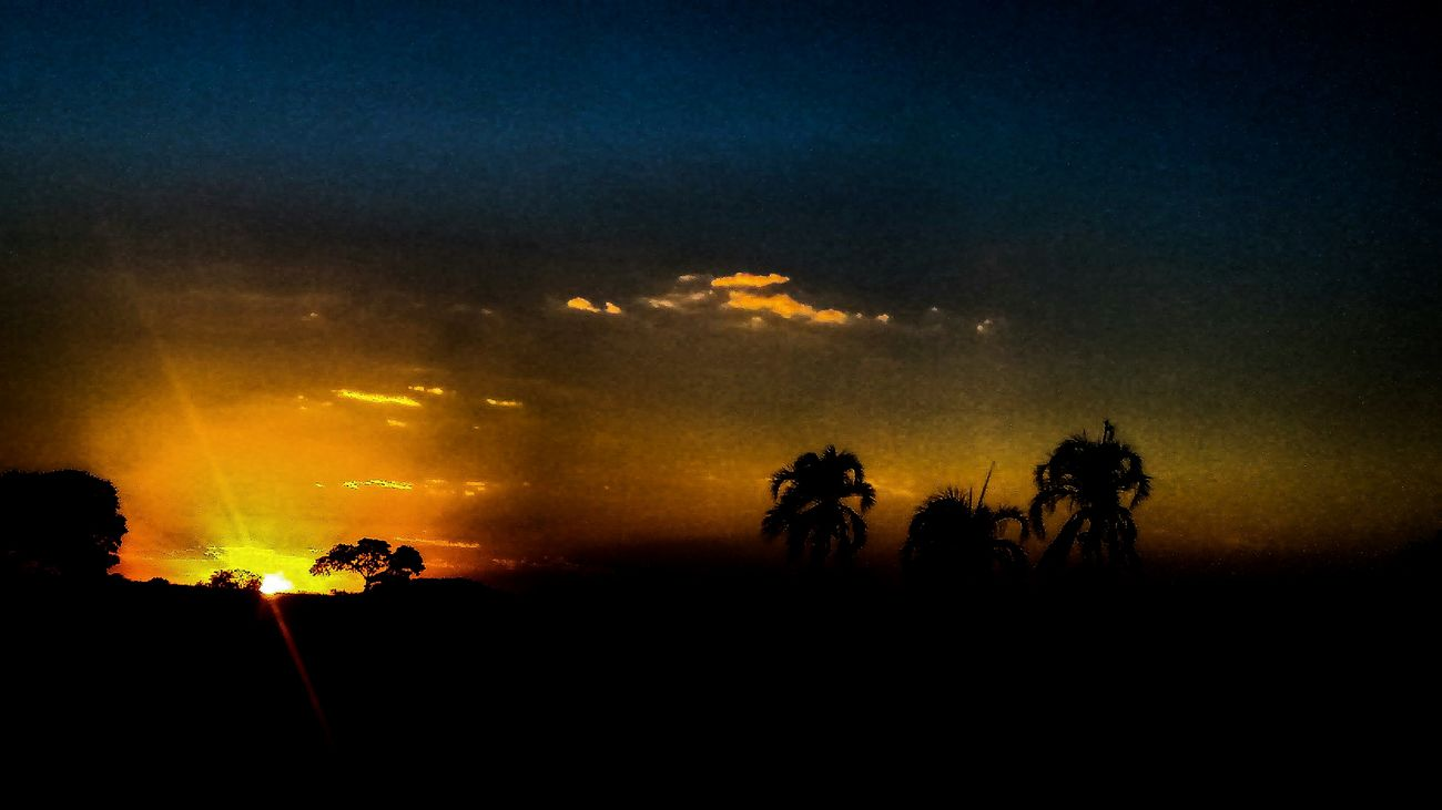 Pôr do sol Fotografia Beauty In Nature Solar Energy Paisagem Paisagemlinda