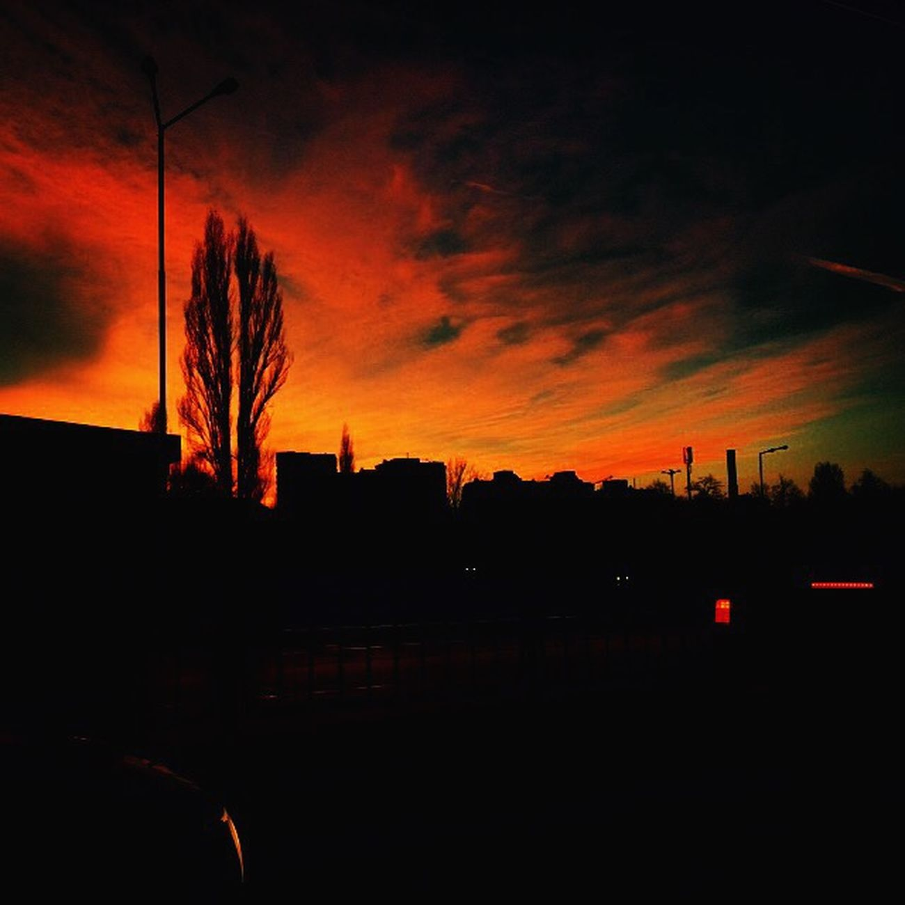 RedSky Sky Collection Clouds And Sky Endoftheworld Discover Your City EyeEm Nature Lover Check This Out Instasunset Sunset