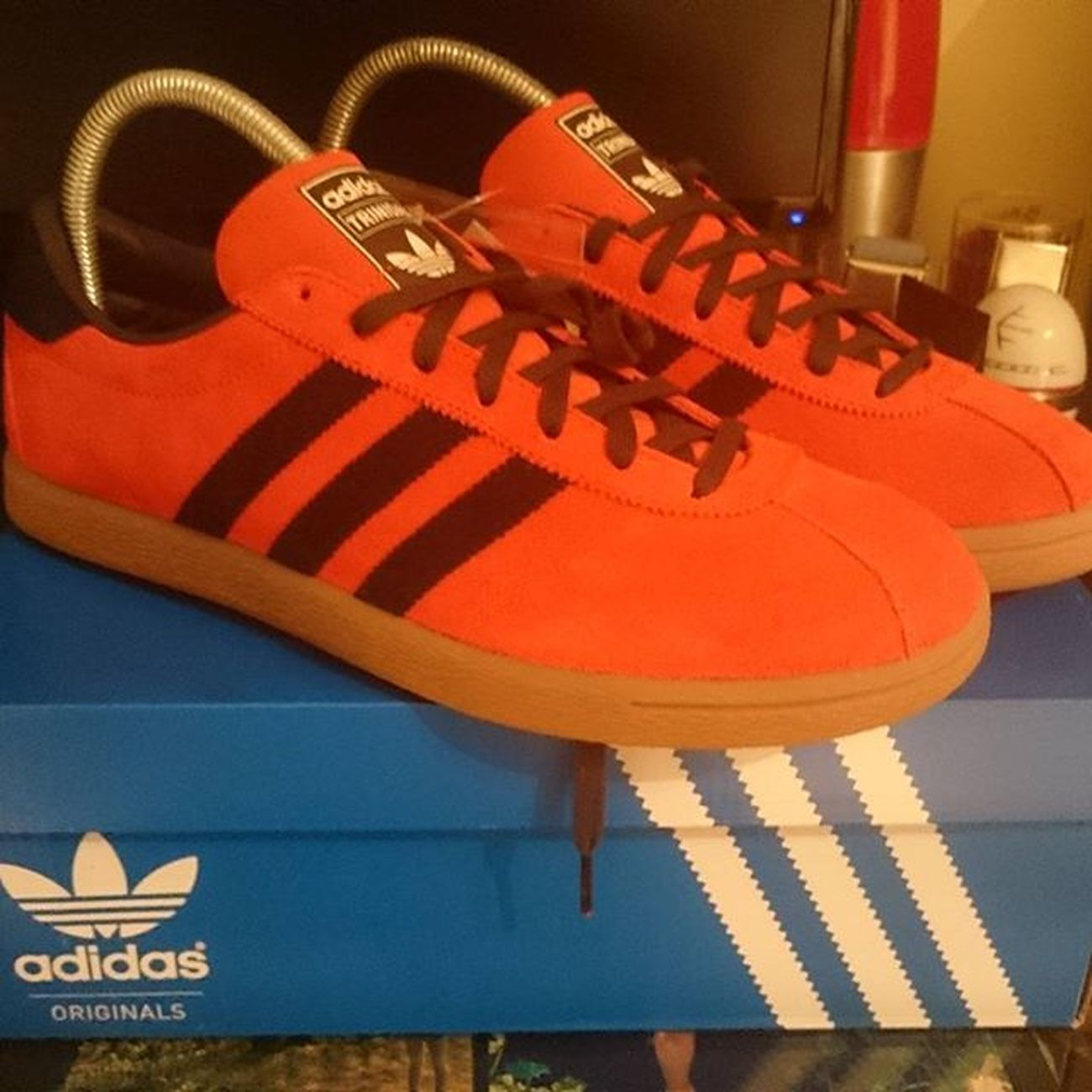 Loving my island series gotta have em all Newtrainers Myadidas Adidas Adidasoriginals Adidastrinidad
