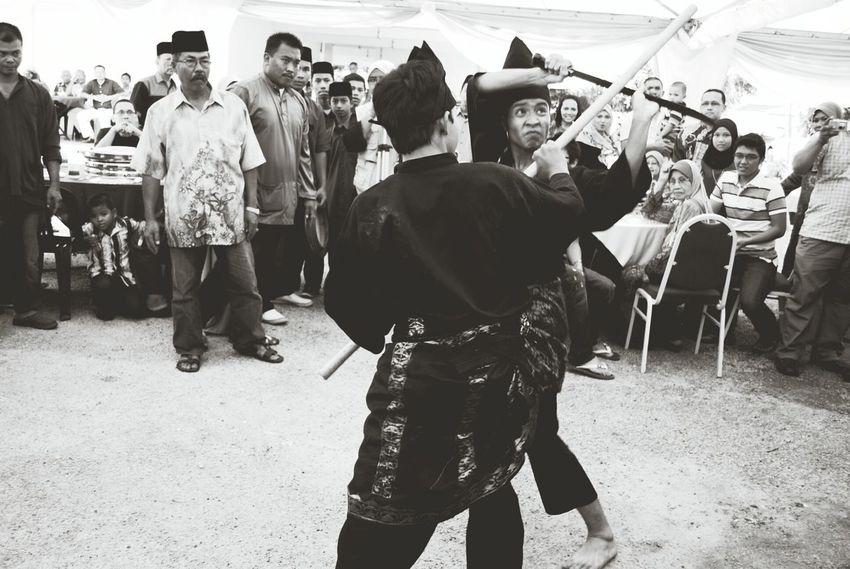 Silat Demo. Photography Pencak Silat Martialarts Silat
