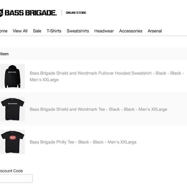 next order ?? Bassbrigade Brgd Seekanddeploy Castanddestroy castandrealese @bassbrigade @scarlett86