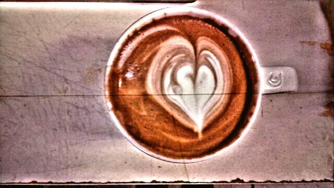 Froth Art Abstract Food And Drink Simple Shapes The Pursuit Of Happiness Earthy Abstractions