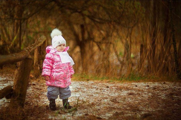 ребенок Лес сказка Wood Baby Style Pink