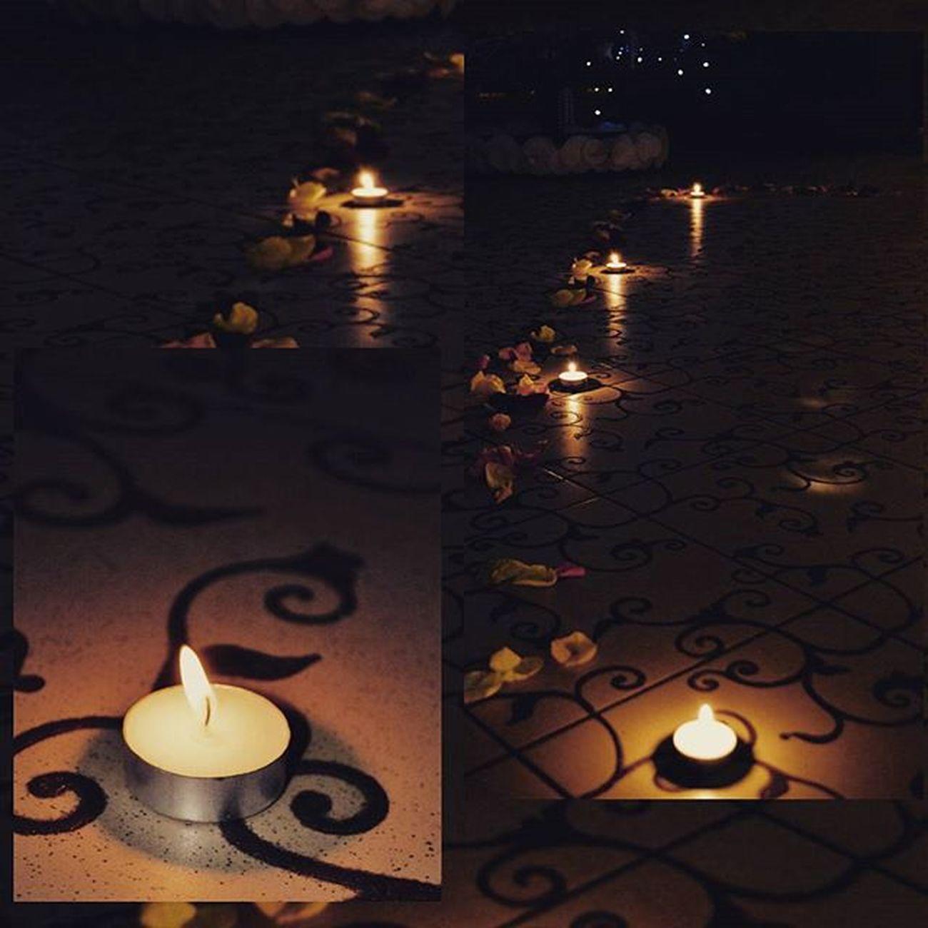 Candles Anasteishaphotos Weddingday  Lights