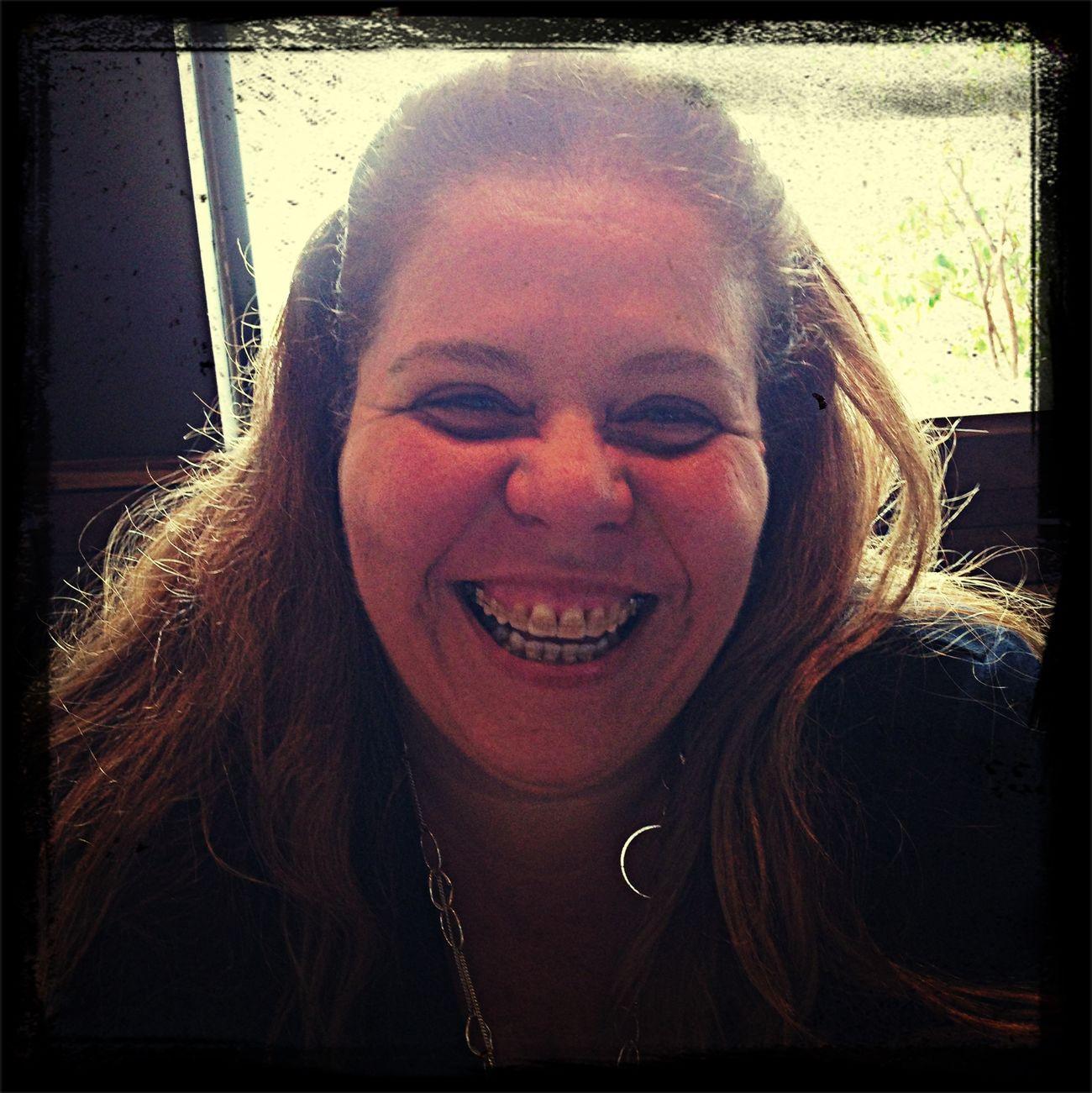 Este é a minha maior alegria, ver o seu sorriso! Te amo Marcinha!!!