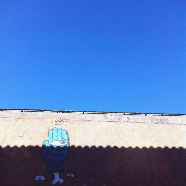 Street Art Graffiti Sunlight