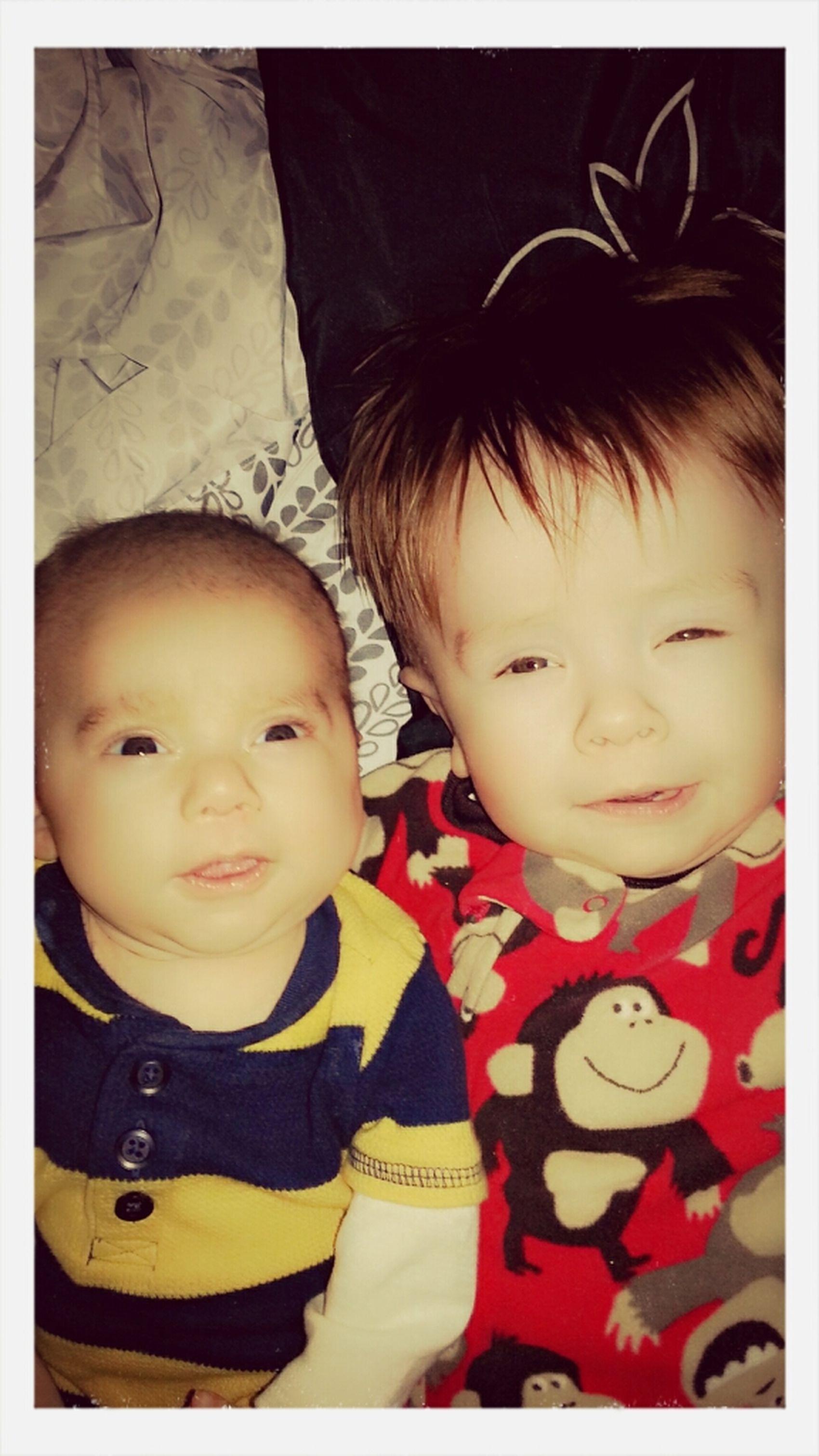 Sethe And Pedro Brotherly Love ♥