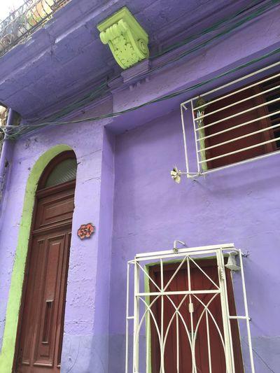 Cuba, door, COLORS Architecture Built Structure Door Building Exterior Entrance House Day Outdoors first eyeem photo
