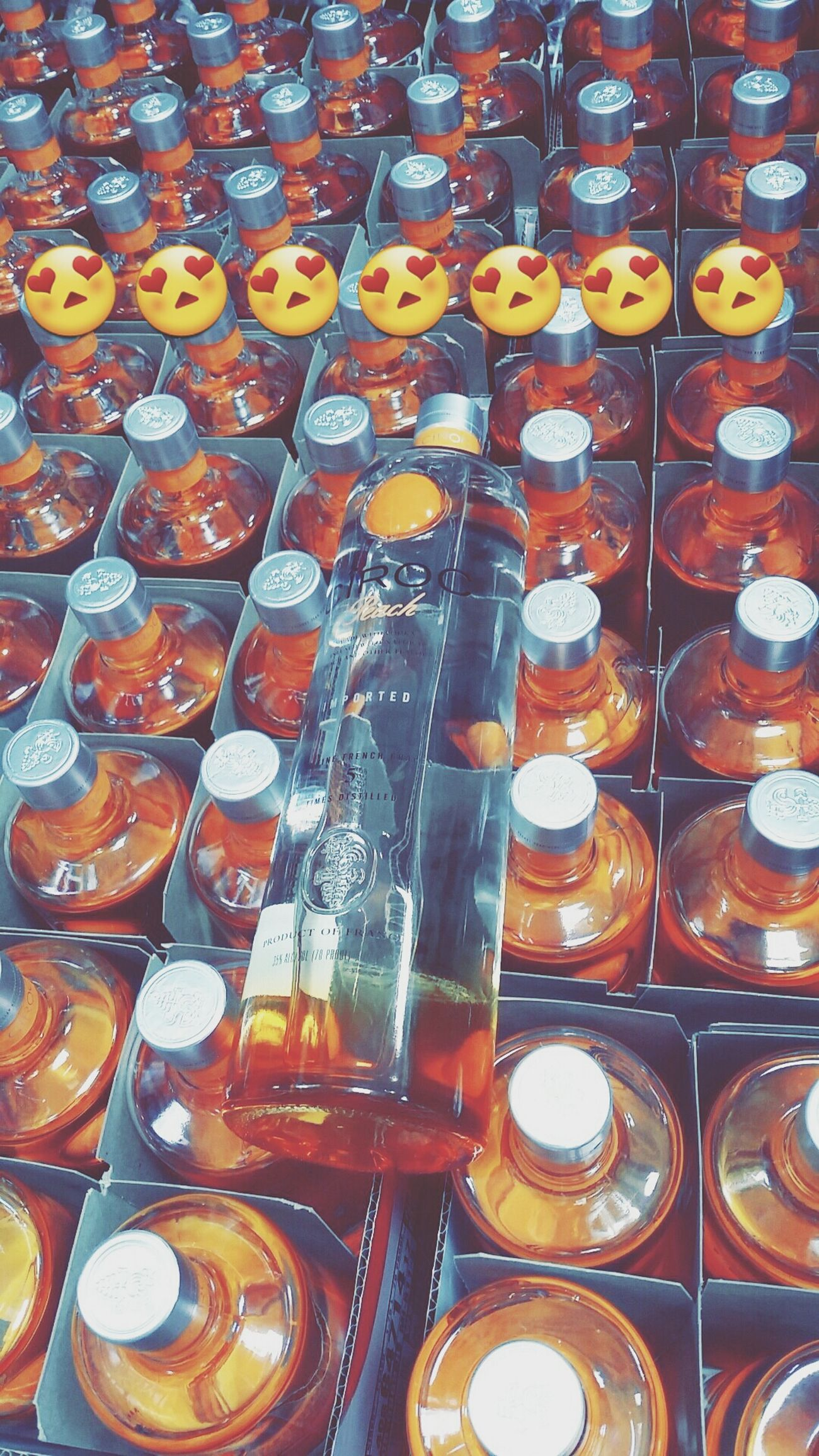 Ciroc Peach Snapchat Fav Shopping
