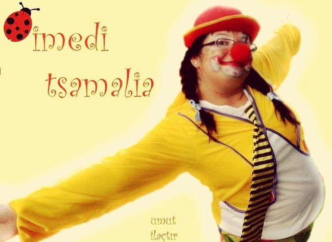 İmedi tsamalia... Clown Georgian Palyaço Turkey