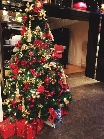 Best Christmas Lights Christmas Tree At 台北君悅大飯店 Grand Hyatt Taipei