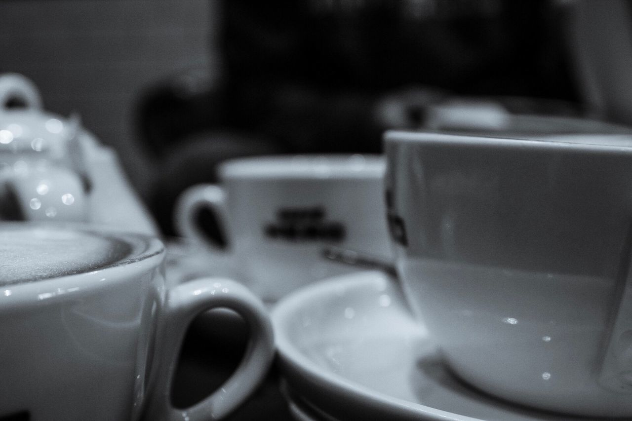 Coffee Cup Drink Coffee - Drink Refreshment Cup Indoors  Food And Drink Table Still Life Focus On Foreground Close-up No People Saucer Freshness Day