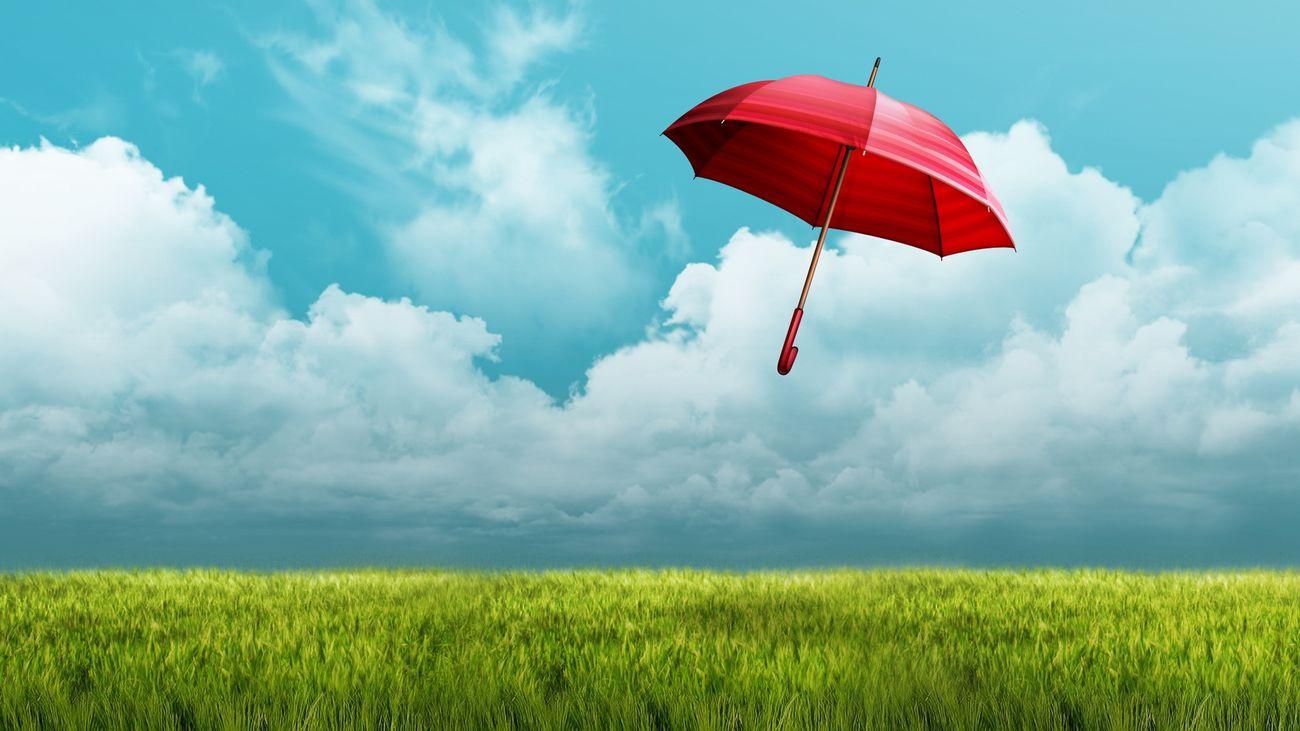 Nature's Beauty Alwayslookgood Umbrella Sky photography Cloud And Sky
