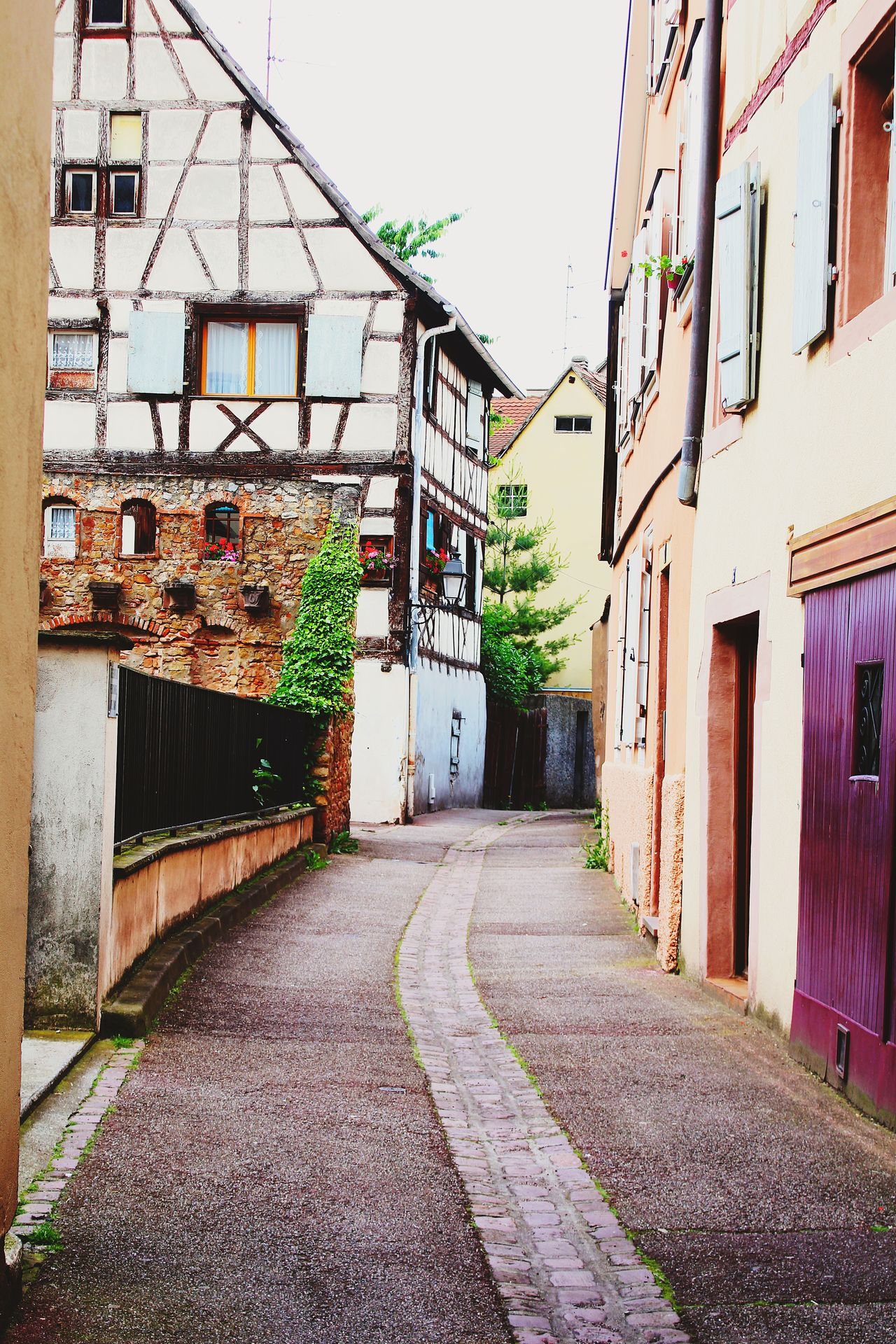 Colmar, Alsace, France Architecture Building Exterior Outdoors No PeopleFrance🇫🇷 Built Structure The Way Forward Travel Destinations History Doorporn