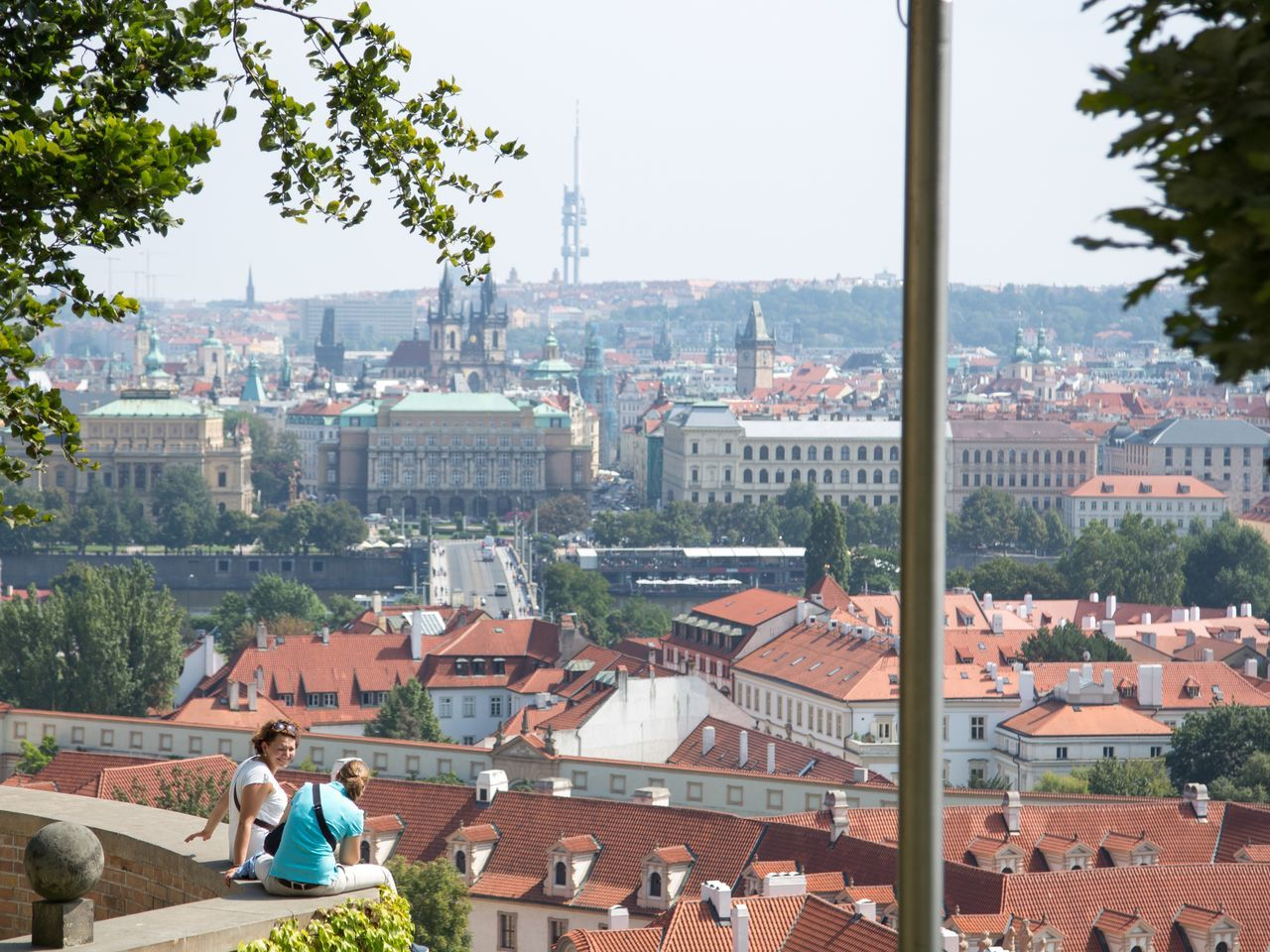 チェコ プラハ プラハ城