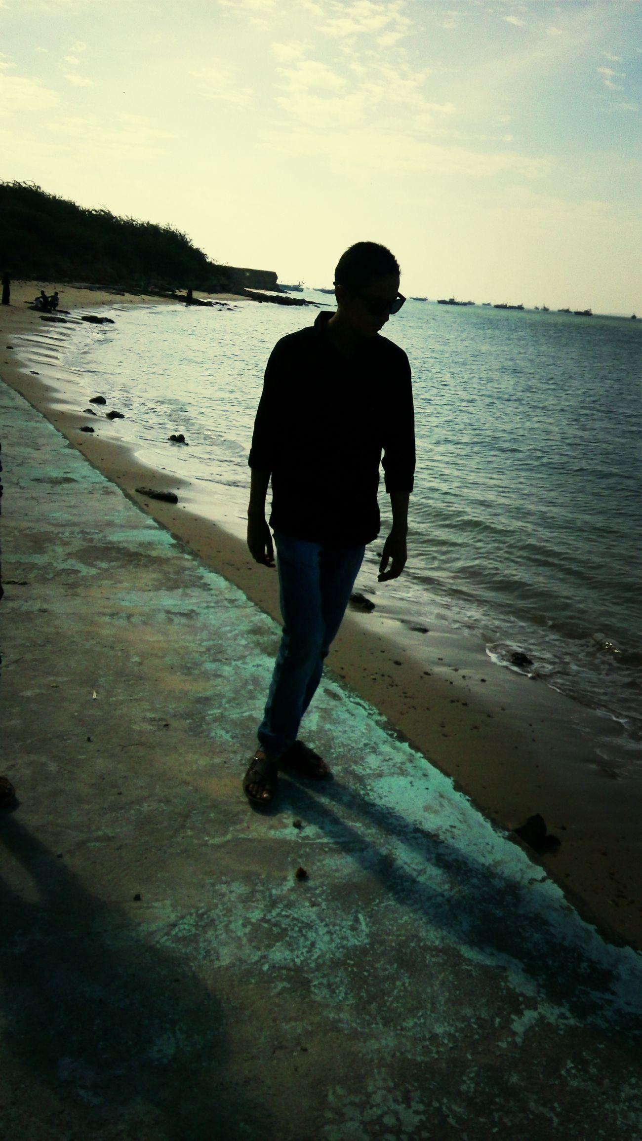 Rahil Enjoying Life