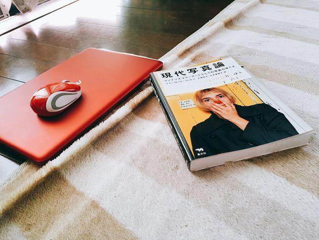お勉強 Studying Contemporary Photography Theory Notebook