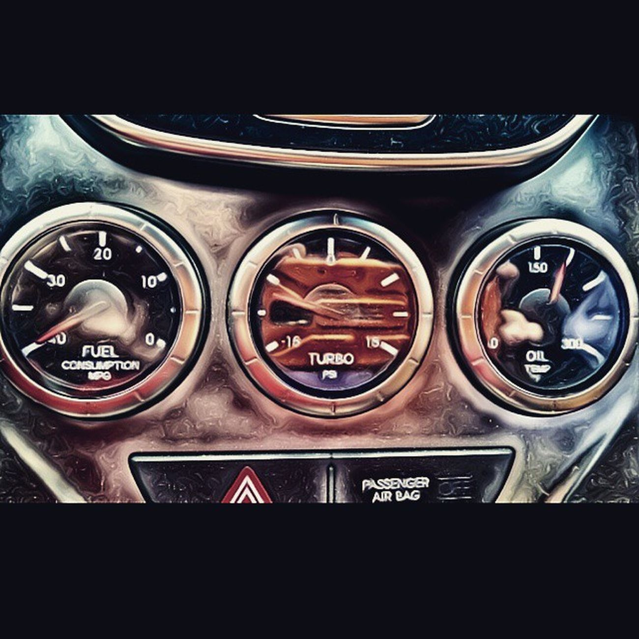 When life gives you gauges u gracefully accept! Hyundai Kdm Genny Genesis genesiscoupe boosted becauseracecar turbo boooyahhhh