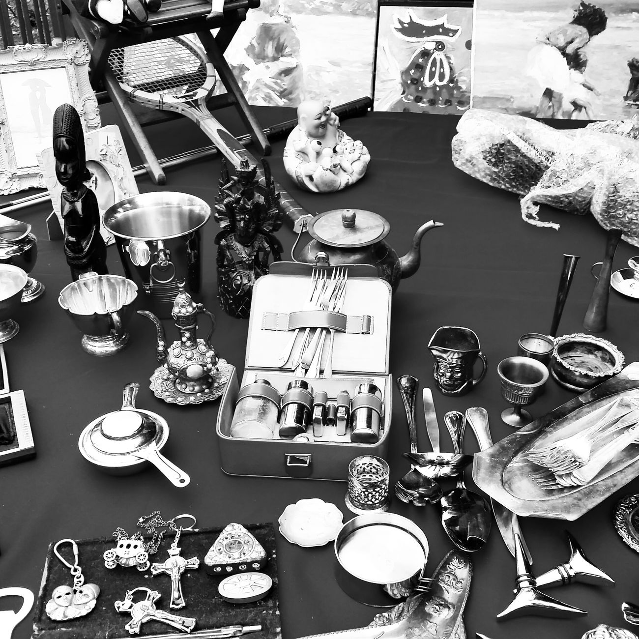 Feria d e antigüedades, antigüedades Santiago De Chile