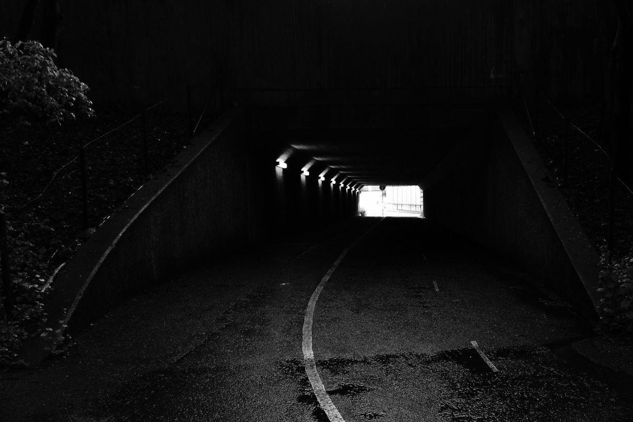 the way forward, tunnel, architecture, indoors, built structure, no people, day, illuminated