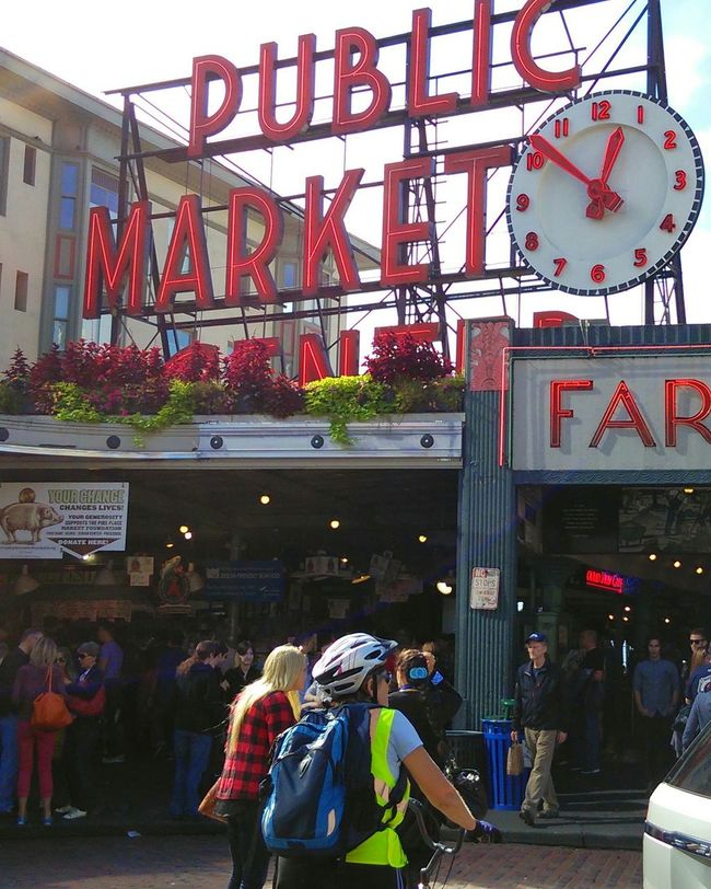 Feel The Journey Seattle, Washington PikePlaceMarket