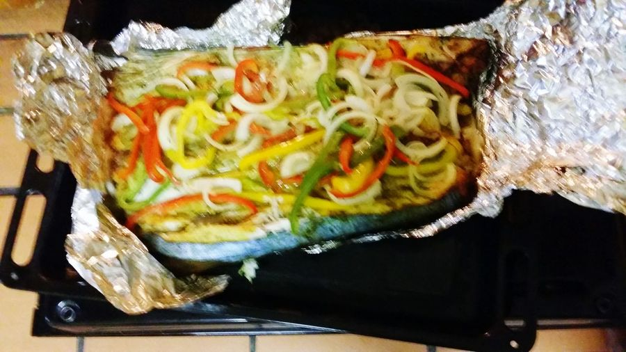 Wild fish for dinter! Yum! Eating!  My Dinter For EM Foodies Cooking Life Super Impressed With My Meal What's For Dinner?