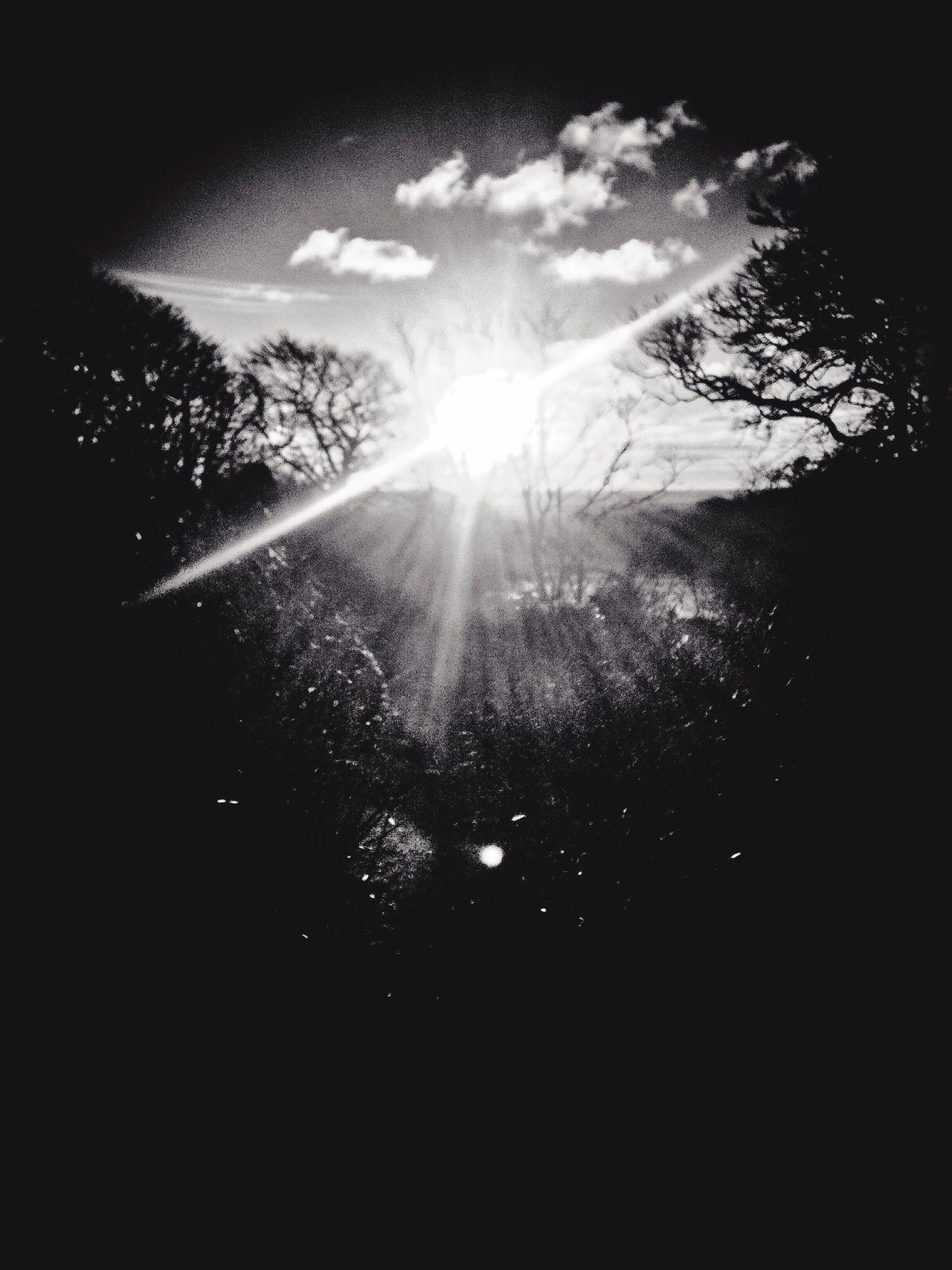 Gods Eye Morning Sunrise Blackandwhite Blackandwhite Photography
