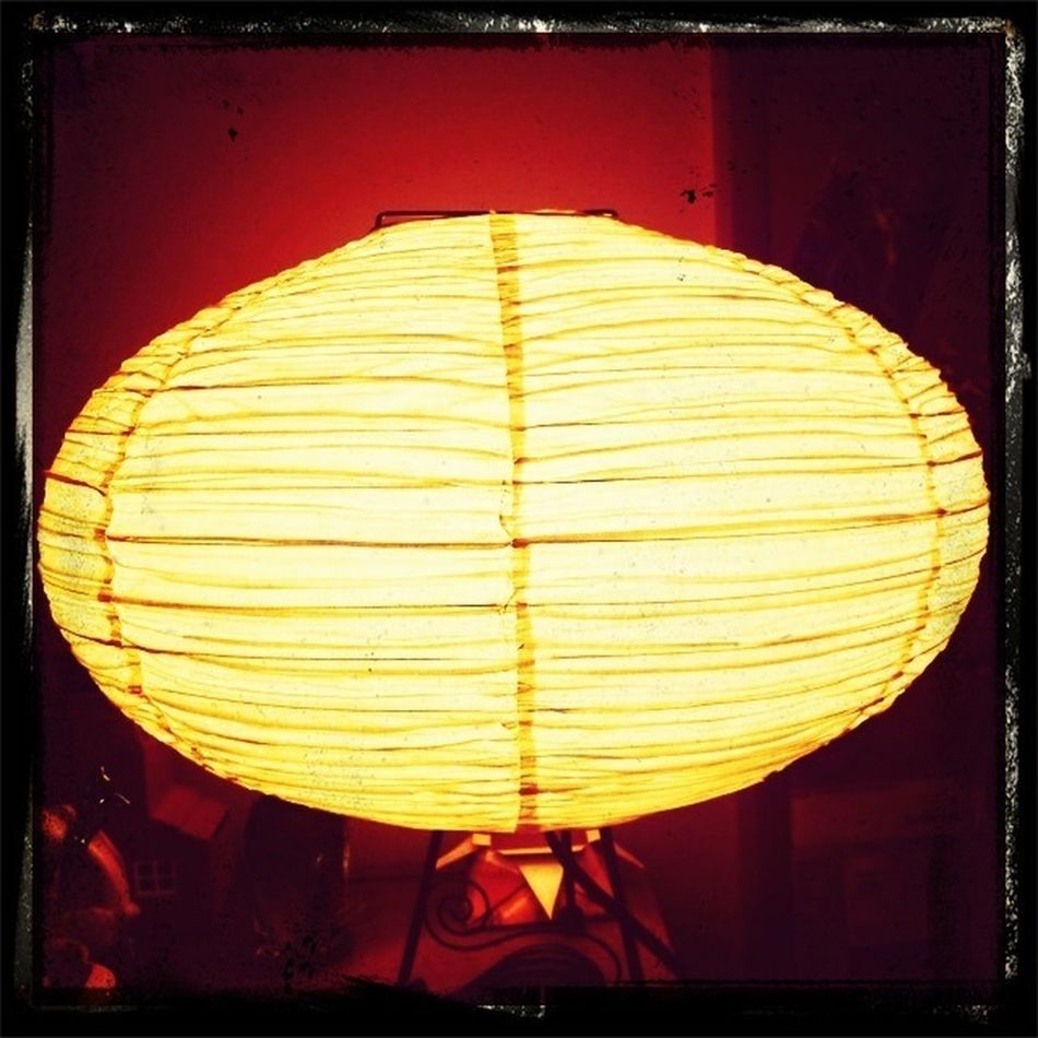 lamp Don't Be Square