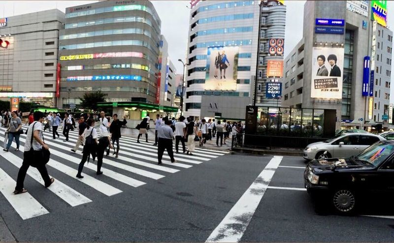 The Journey Is The Destination Japan Tokyo Streetphotography Street Theamm Showcase July Lonelyplanet Tourism Outofofficeth
