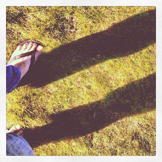 Feet Grass Flipflop Shadows shadow green nature instanow instatoday instacolors instacaption instacapture instacolours instafashion instafeature instapicture instanature