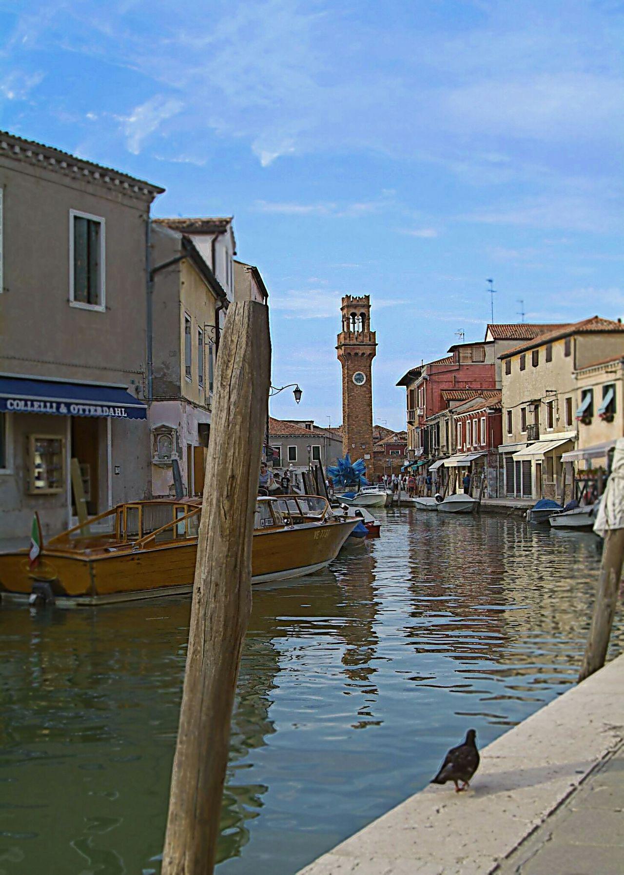 Street Life Venicelife Venicepiazza Venice