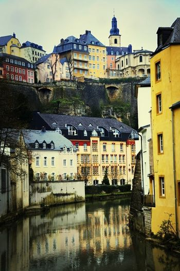 Luxembourg ( Grund ) Winter Days
