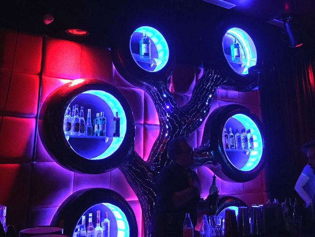 Tadaa Community Party Night Lights Bar Club