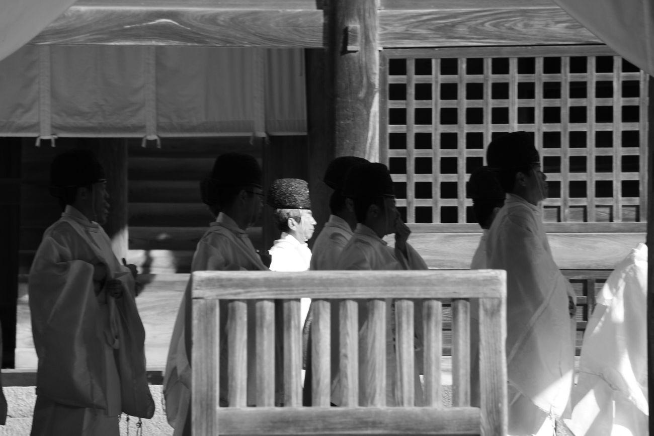 神事 モノクロ Monochrome 写真好きな人と繋がりたい Izumo-taisha Shimane,japan写真撮ってる人と繋がりたい 出雲大社 島根県