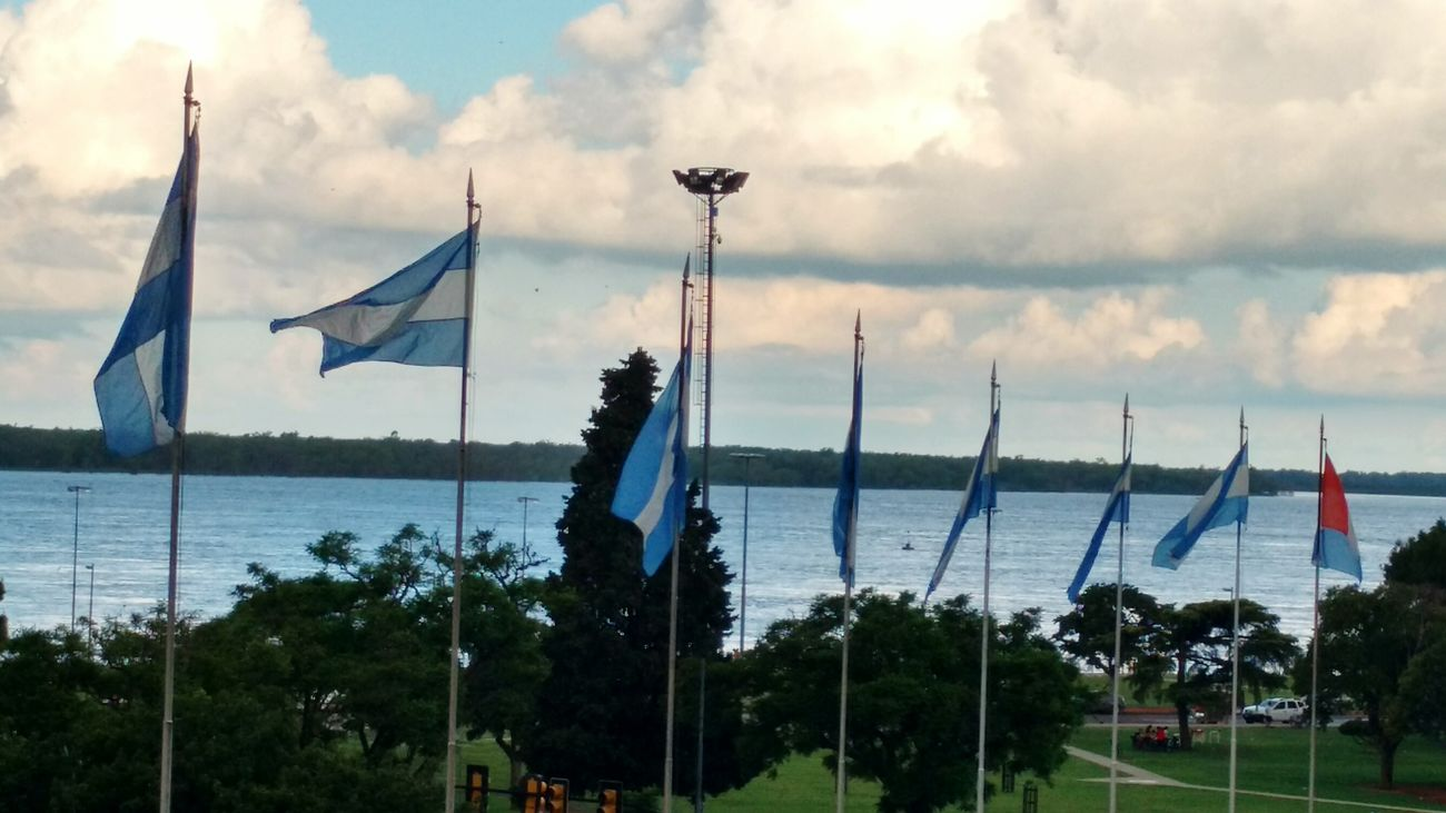 Banderaargentina LoveNature River Argentina For Tourists