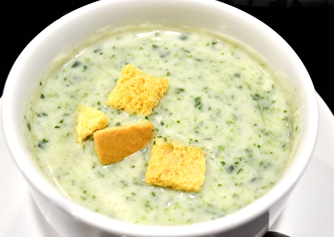 Cream Cuisine Eating Food Healthy Eating Lunch Meal Seasoning Soup Spinach Spinach Soup