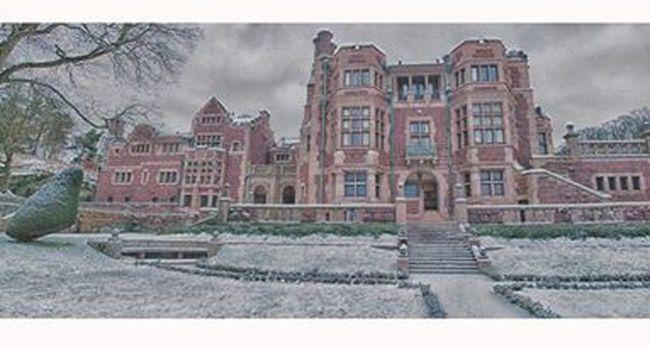 Building Exterior Castle History Melancholia Sverige Sweden Tjolöholm Tjolöholm Castle Tjolöholms Slott Tourism Travel Destinations