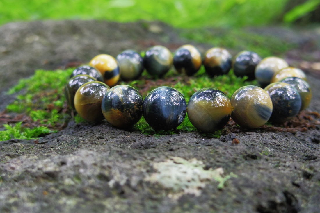 Bracelet Mineral Collection PENTAX Q Stone EyeEm Nature Lover Natural Beauty Blue Tigereye Pentax Pentaxq