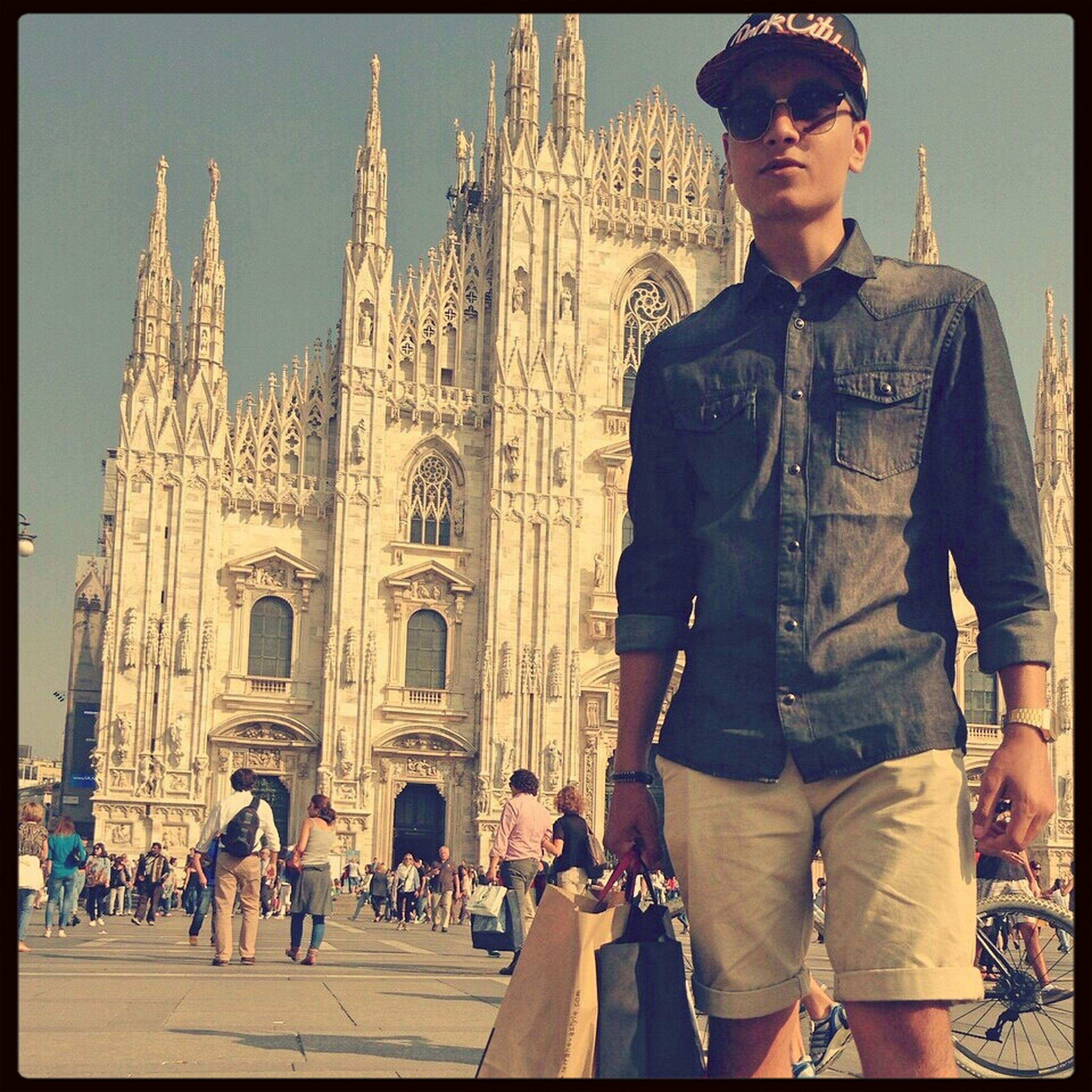 Duomo Milano2014
