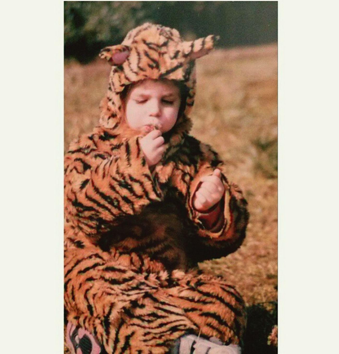 Me Baby Lovetime Flower Soffione Costume Tigre Erba Lovely Sun