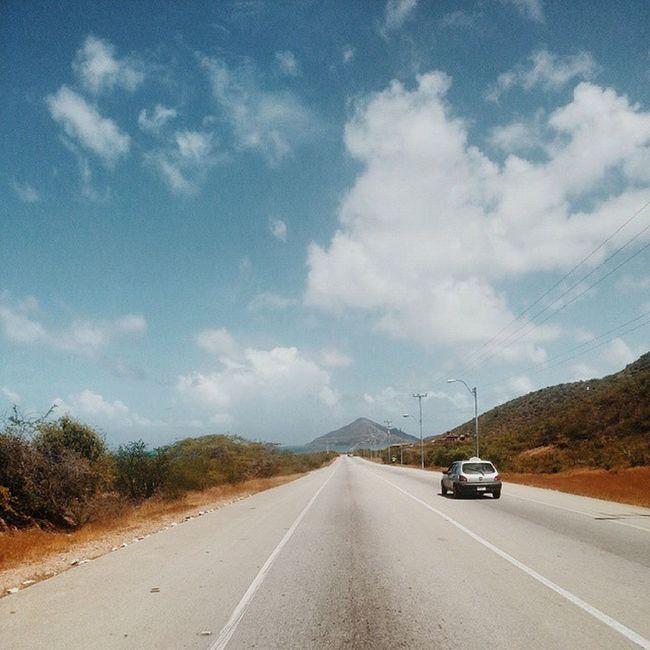 Camino a Juangriego, buenos dias! JuanGriego IslaDeMargarita Vscocam