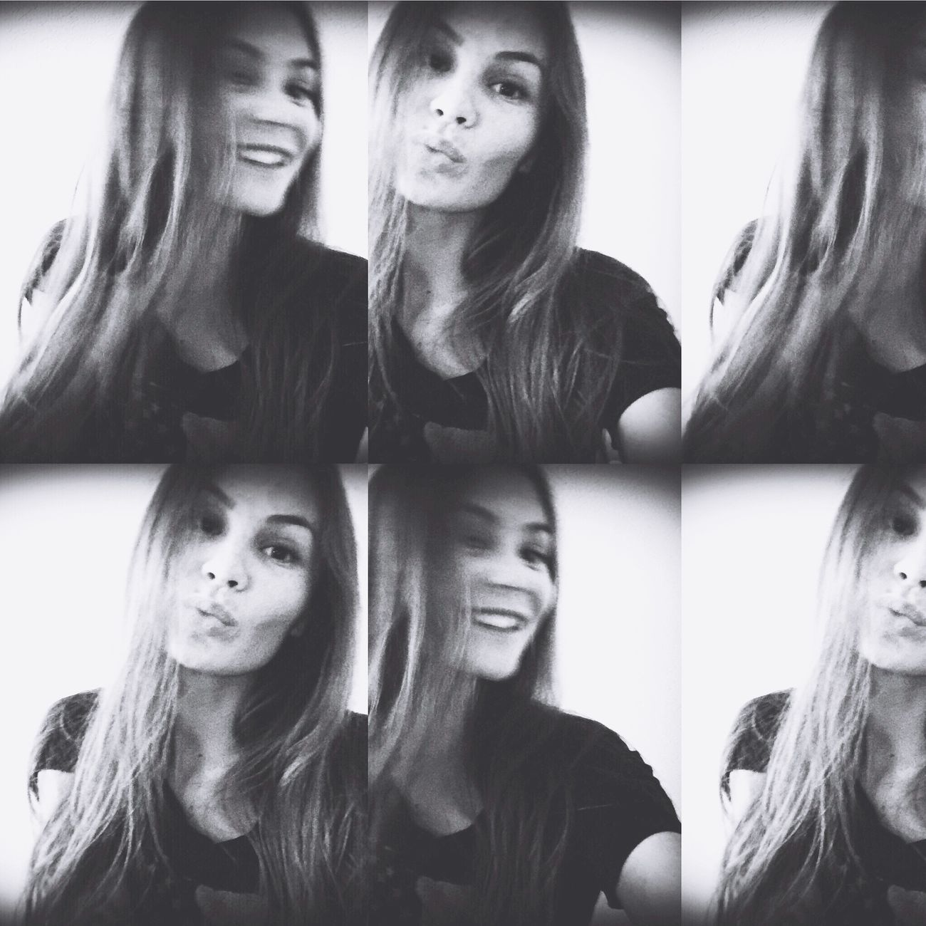 Blackandwhite Photo Selfie Selfierussia Goodday Smile Happy