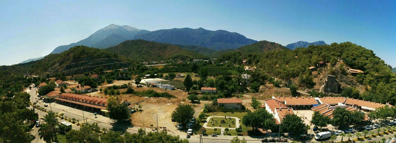 Landscape Landscape_Collection Turkey Tahtali Eyeemberlin The Traveler - 2015 EyeEm Awards Traveling Panoramic Photography Nexus5 Panorama