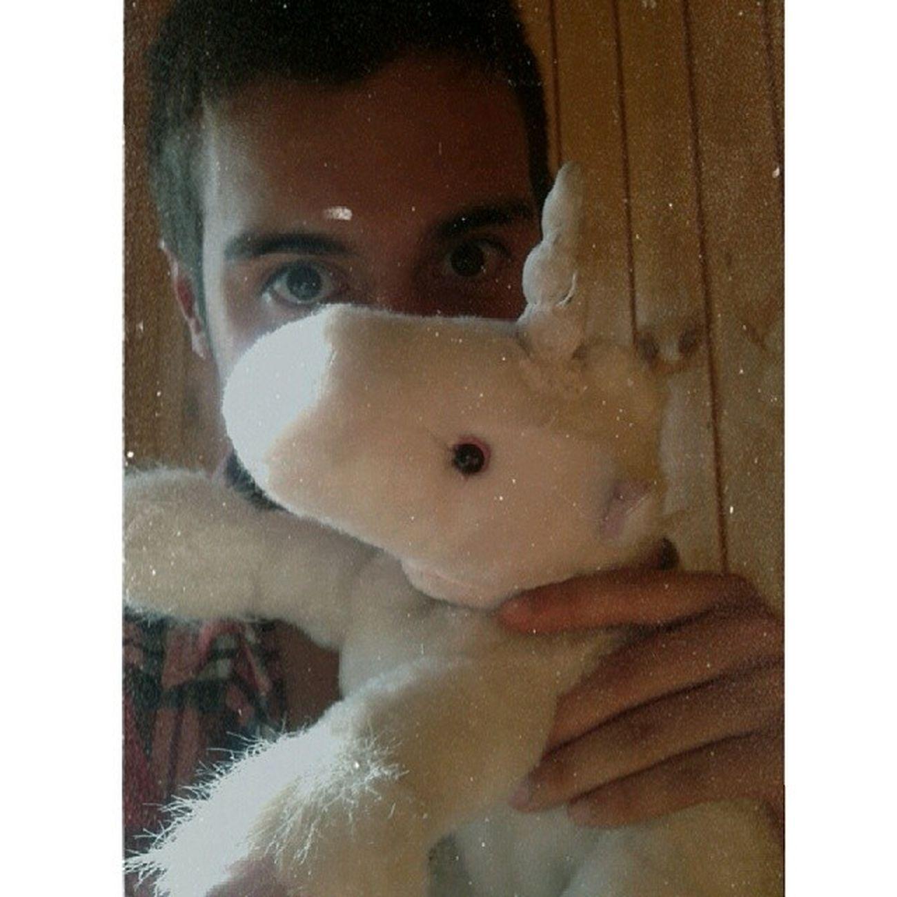tengo un unicornio que hace ih ihhhh :333333 Unicornio Blanco