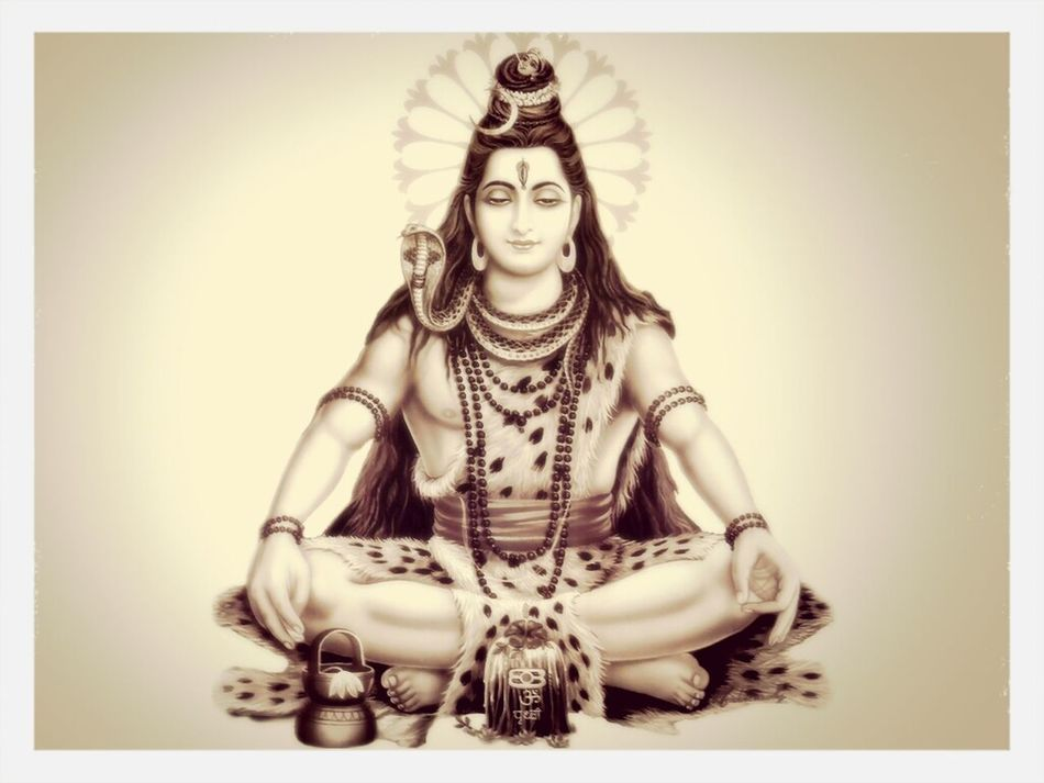 great lord shiva...
