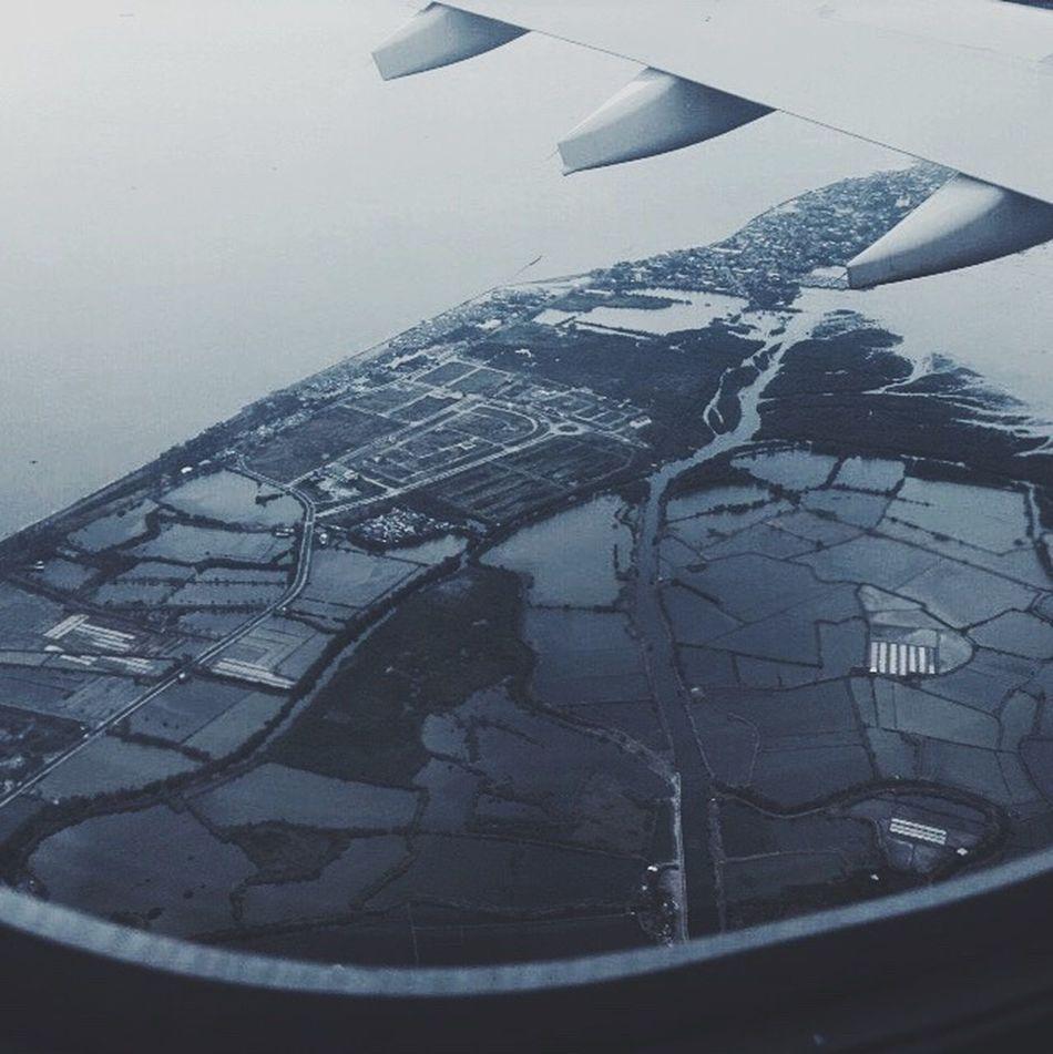 Philippines Taking Photos Hello World Taken From An Airplane Window Travel Philippines From An Airplane Window Wanderlust
